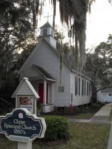 Christ Episcopal Church Saint Marys Georgia